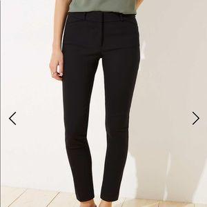 LOFT skinny ankle in curvy fit pants 👖